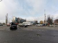 На Щекинском шоссе в Туле произошло тройное ДТП, Фото: 1