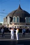 Второй этап эстафеты олимпийского огня: Зареченский район, Фото: 74