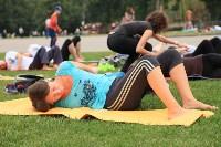 День йоги в парке 21 июня, Фото: 77