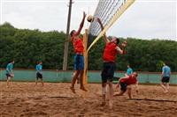 Пляжный волейбол в парке, Фото: 9