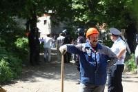 На Косой Горе ликвидируют незаконные врезки в газопровод, Фото: 50