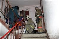 В Туле пожарные спасли двух человек, Фото: 4