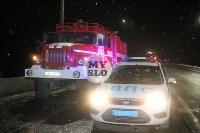 В ДТП на М-2 в Туле пострадали четыре человека, Фото: 1