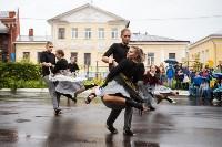 Фестиваль Театральный дворик на улице Металлистов и Набережной, Фото: 6