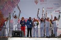 Эстафета Олимпийского огня. Ясная Поляна, Фото: 27