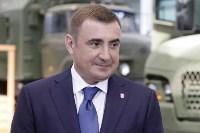 Алексей Дюмин посетил ПАО  «НПО «Стрела», Фото: 9