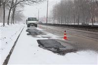 Ремонт дорог в Туле, Фото: 1