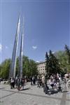 Празднование 69-й годовщины победы в Великой Отечественной войне на площади Победы. Тула, Фото: 80