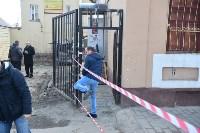На ул. Октябрьской развалился дом, Фото: 8
