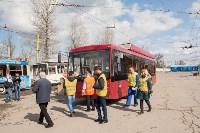 Конкурс водителей троллейбусов, Фото: 9