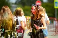В Туле прошел фестиваль красок и летнего настроения, Фото: 17