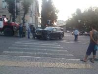 В результате ДТП на проспекте Ленина госпитализированы трое, Фото: 1