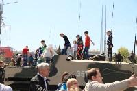 День Победы: гуляния на площади Победы. 9 мая 2015 года, Фото: 35