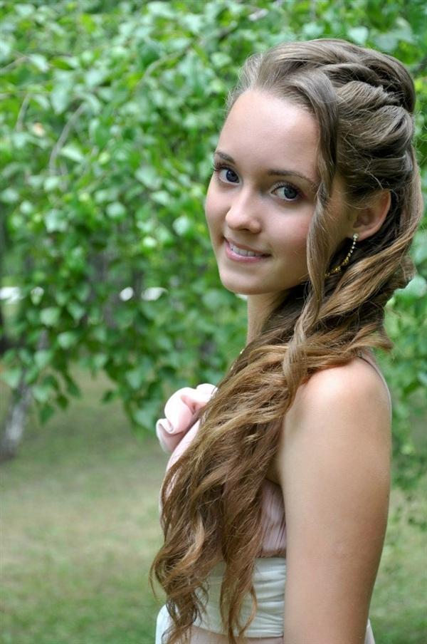 Дарья Воинова, гимназия №20
