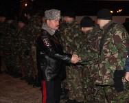 Проводы тульских спецназовцев на Северный Кавказ, 12.01.2016, Фото: 2