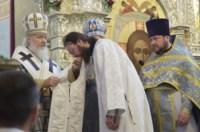 Божественная литургия в храме Сергия Радонежского, Фото: 4