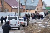 Бунт в цыганском поселении в Плеханово, Фото: 41