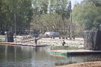 Реконструкция боевых действий. Центральный парк. 9 мая 2015 года, Фото: 29