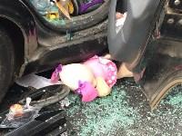 Массовое ДТП в центре Тулы: четверо пострадали, Фото: 4