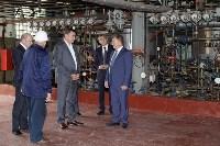 Алексей Дюмин посетил Ефремовский завод синтетического каучука, Фото: 16