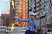 Огненное шоу Дарьи Бегдаш, Фото: 2