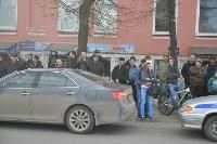 Снос аварийного дома на улице Октябрьской, Фото: 23