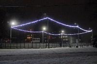Тульские парки украсили к Новому году, Фото: 13