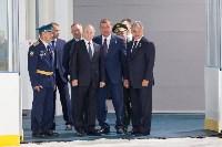 Путин в Суворовском училище, Фото: 79