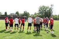 Тренировка «Арсенала» на стадионе «Желдормаш», Фото: 13