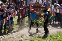 В Тульской области прошел фестиваль крапивы, Фото: 139