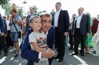 Тульское торжище посетил губернатор, Фото: 2