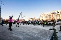 Физкультминутка на площади Ленина. 27.12.2014, Фото: 46
