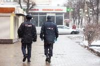 Полицейские проверяют, как туляки соблюдают ограничения карантина , Фото: 40