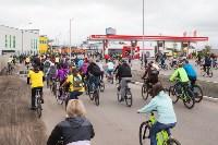 В Туле прошел большой велопарад, Фото: 107