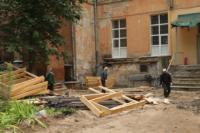 Инспекция ремонта в Доме офицеров и филармонии, Фото: 11