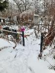Кто устроил беспредел на кладбище Горняк, Фото: 6