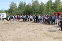 На берегу Романцевских озер в Кондуках состоялась Всероссийская акция «Вода России», Фото: 6
