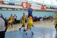 БК «Тула» дома дважды обыграл баскетболистов Воронежа, Фото: 57