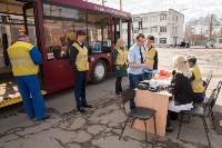 Конкурс водителей троллейбусов, Фото: 11
