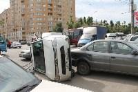 Массовое ДТП на проспекте Ленина 15 июля 2015, Фото: 4
