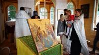 Крещение жителей Новомосковска, Фото: 42