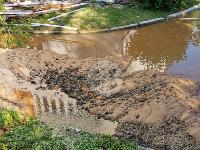 Прорыв водопровода , Фото: 14