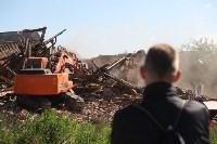 Демонтаж незаконных цыганских домов в Плеханово и Хрущево, Фото: 50