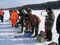 Соревнования по зимней рыбной ловле на Воронке, Фото: 41