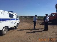 В Туле с поля незаконно вывезли 100 КАМАЗов чернозема, Фото: 4