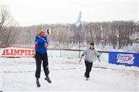 В Туле определили чемпионов по пляжному волейболу на снегу , Фото: 25
