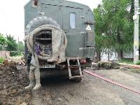 Очередной провал дороги в Мясново, Фото: 2