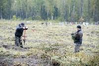 В Веневском районе высажено 24 тысячи сосен, Фото: 6