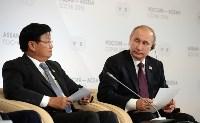 Алексей Дюмин выступил на форуме АСЕАН в Сочи, Фото: 6