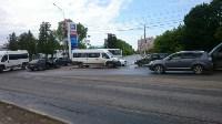 В Туле на пересечении ул. Ген. Маргелова и проспекта Ленина произошло тройное ДТП, Фото: 4